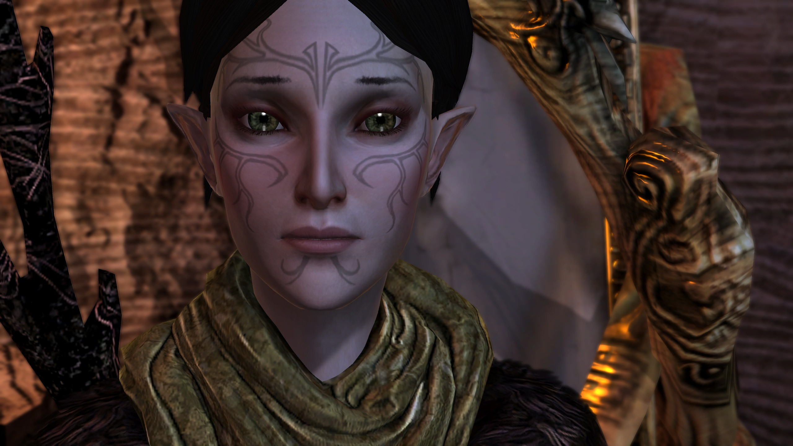 character analysis merrill