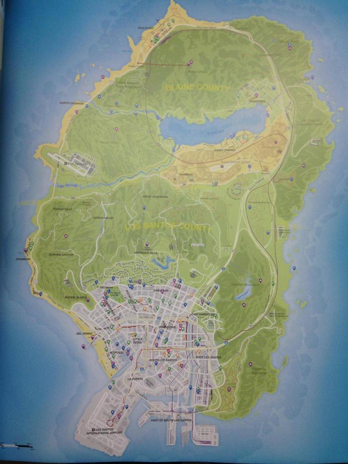 GTAVmap